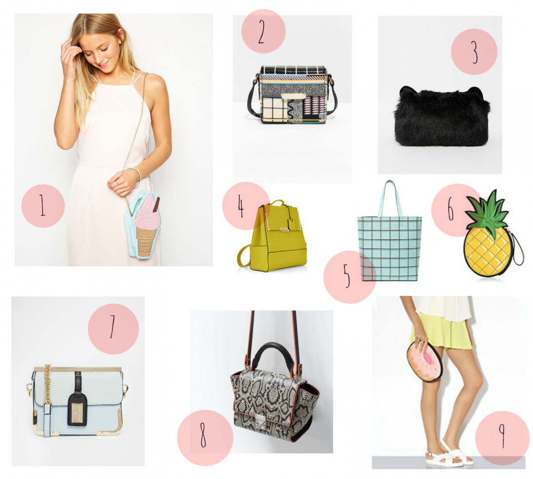 Selection shopping sac originaux