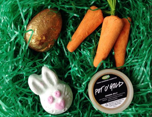 lush collection printemps pâques