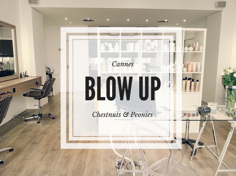 Salon de coiffure Blow Up Cannes