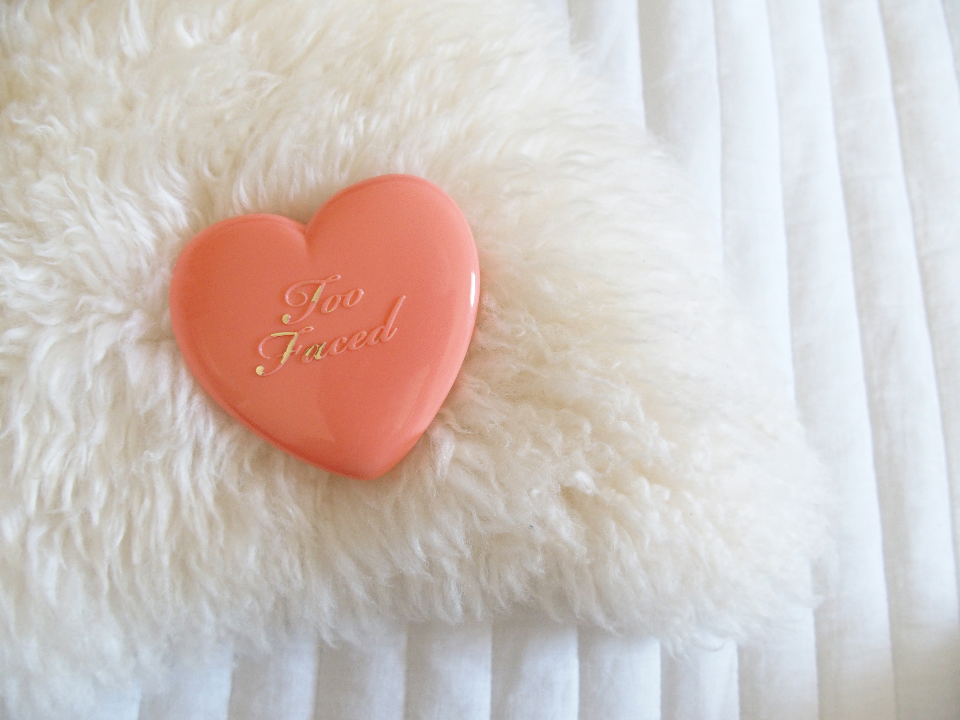 Love Blush Too Faced - I will always love you
