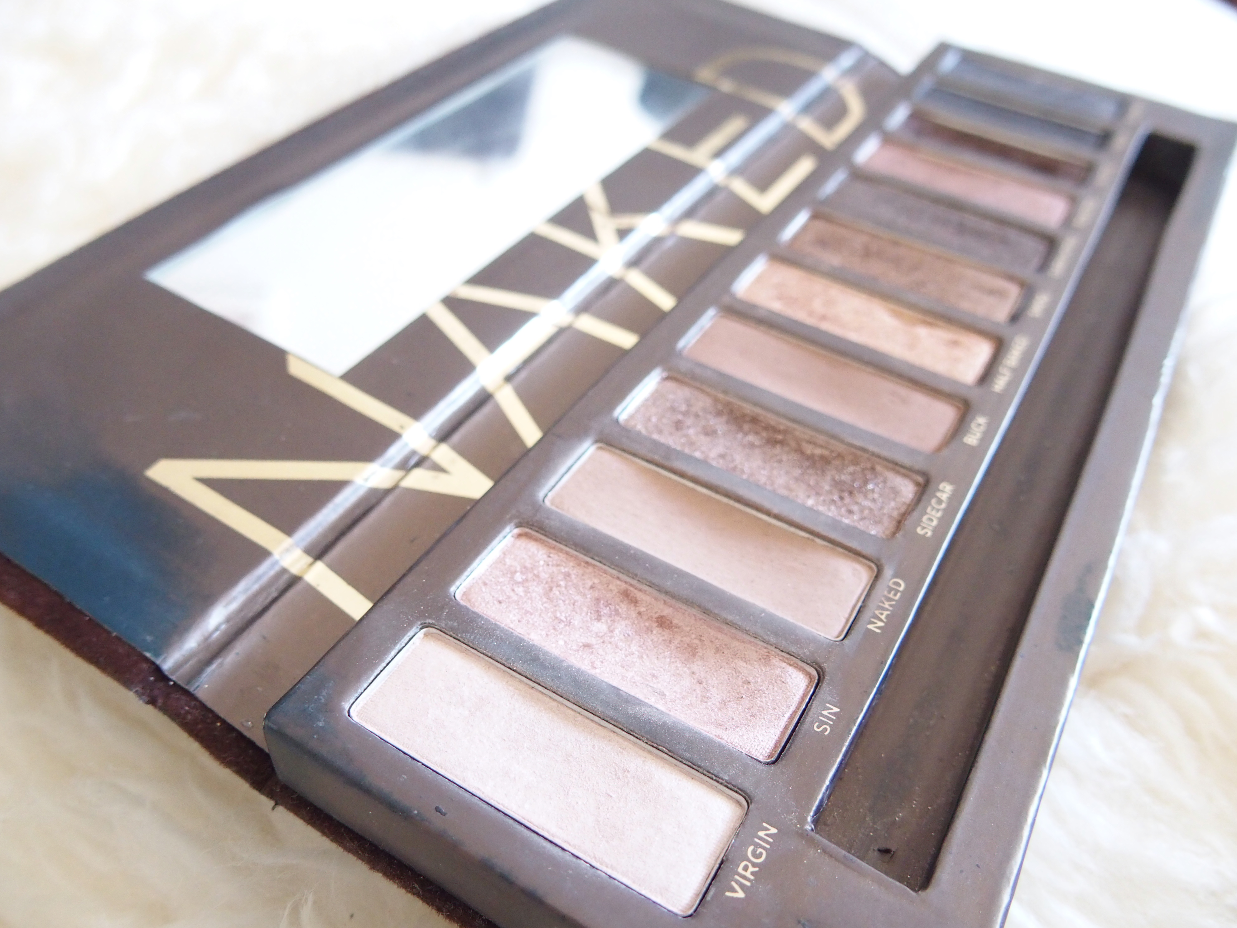 Naked Palette - Urban Decay - ChestnutsandPeonies
