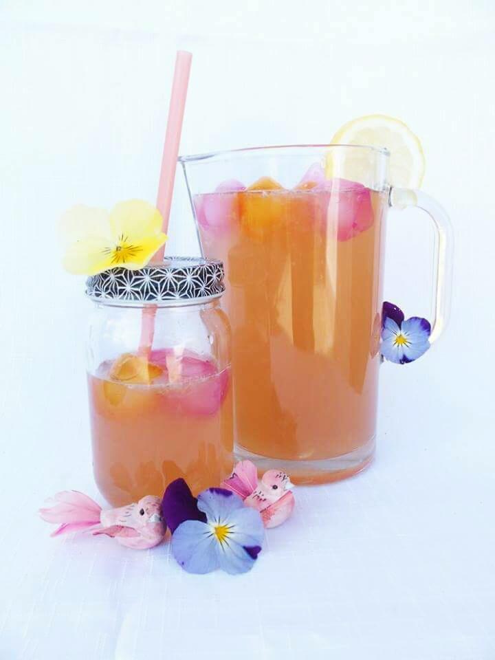 Recette Pink Lemonade