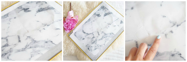 CaseApp coque personnalisée photos et marbre