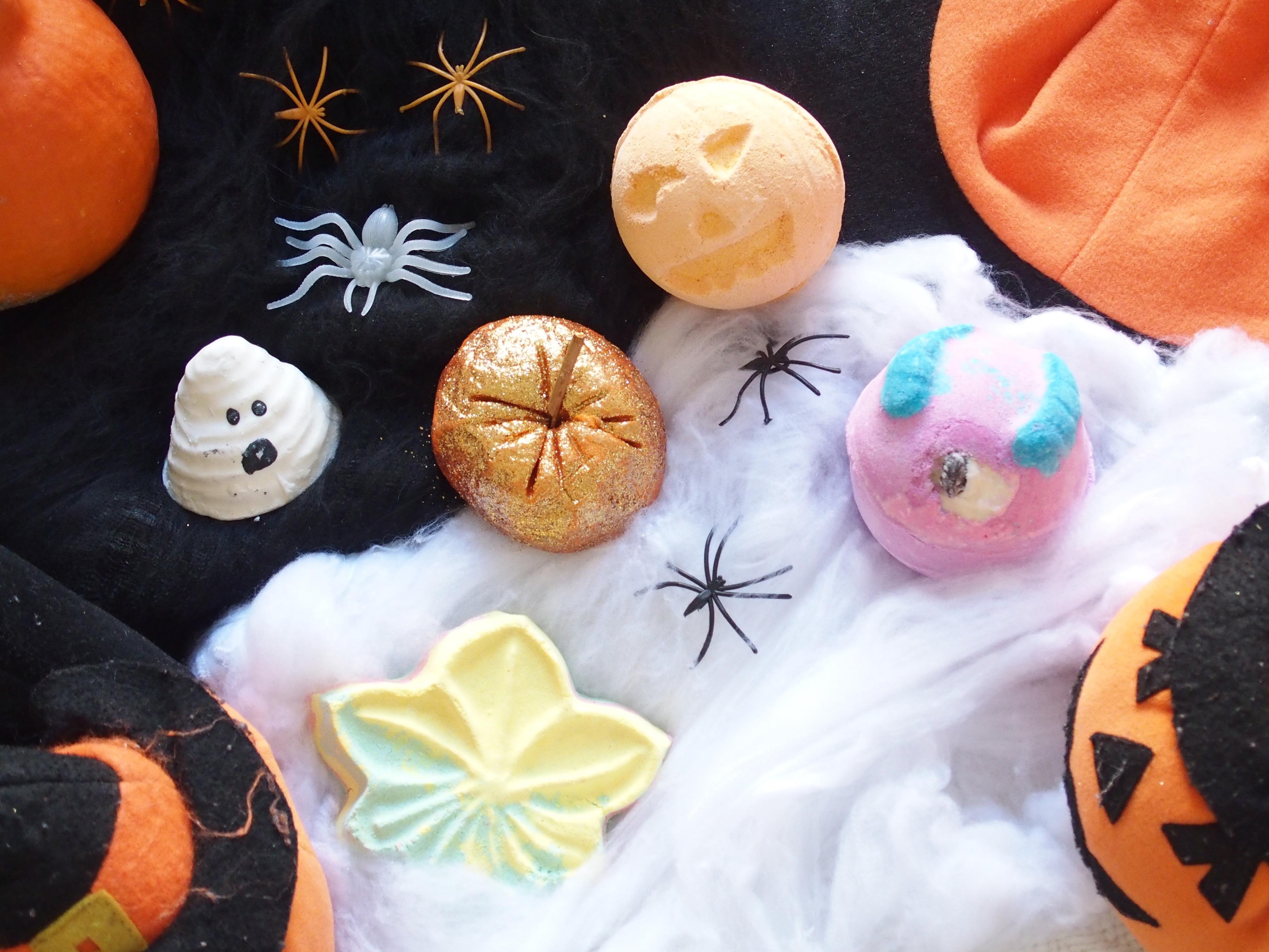 Halloween 2016 Lush - ChestnutsandPeonies.com