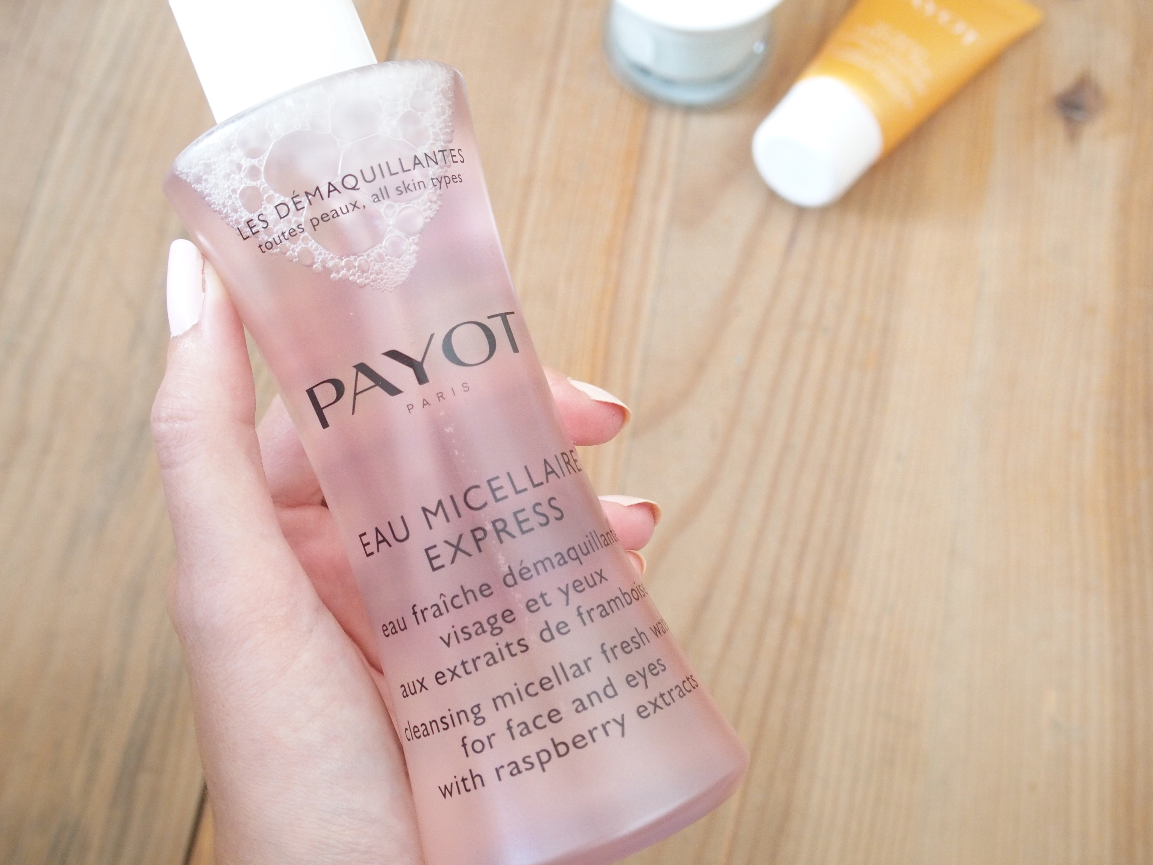 routine soin hiver Payot