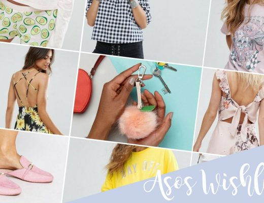 wishlist printemps asos