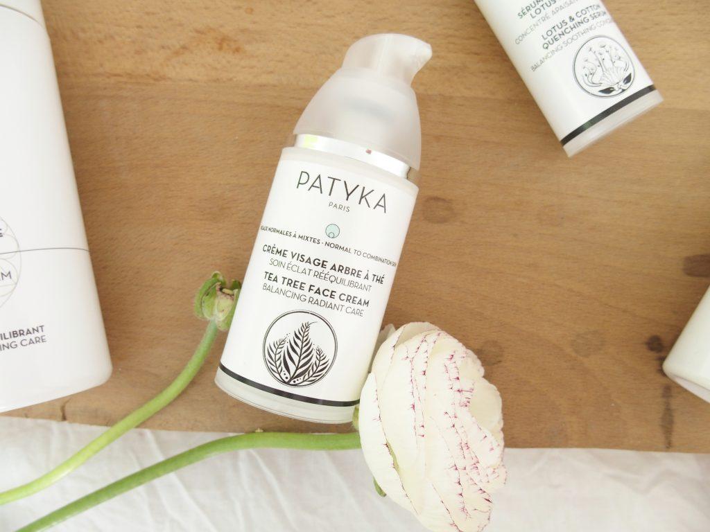 soin visage Patyka