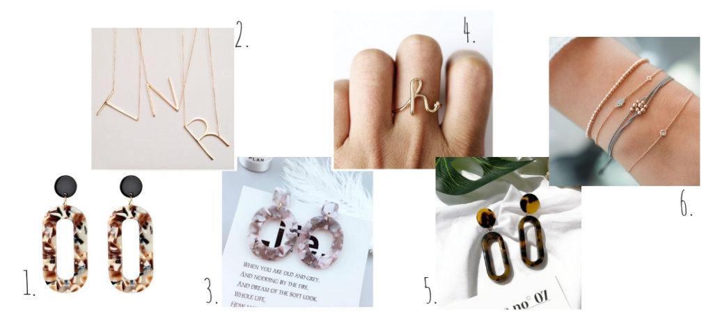 sélection bijoux wish