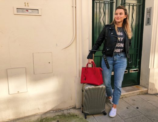 astuces vol long courrier avec samsonite