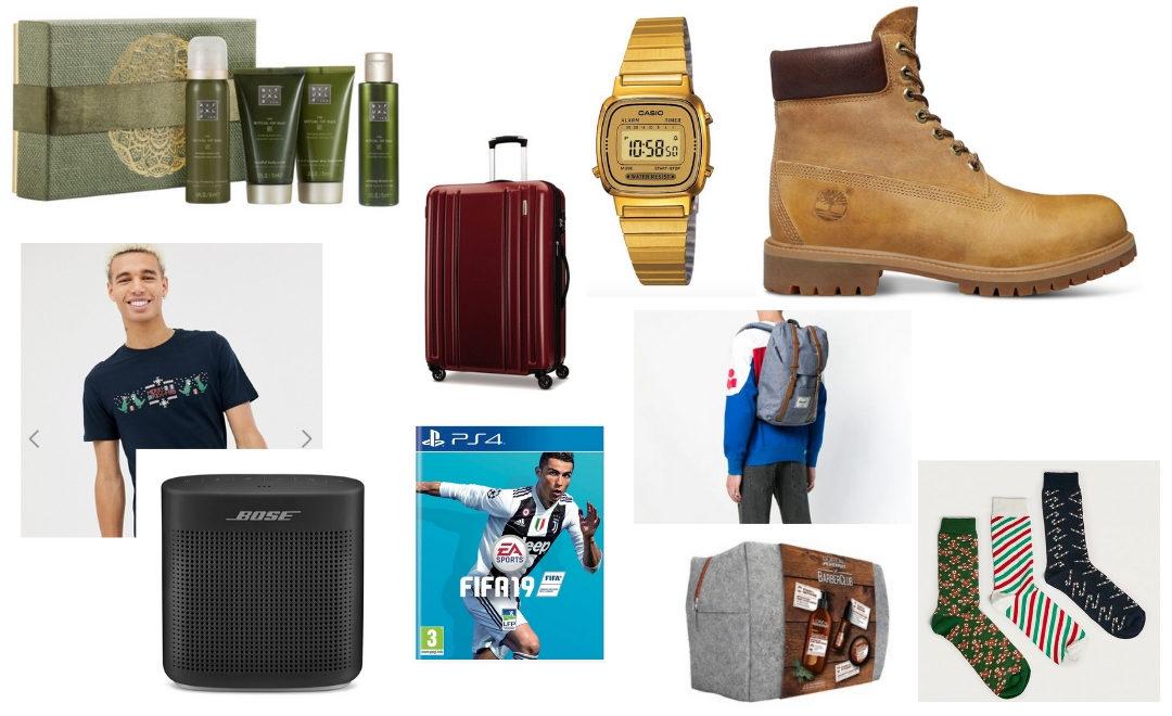 Shopping : +100 idées cadeaux de Noël pour homme