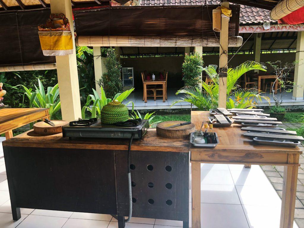 ketut bali cooking class