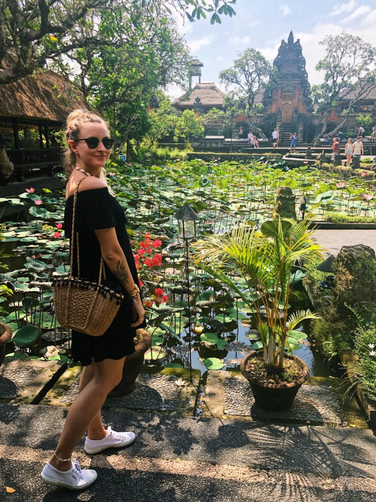 water palace ubud