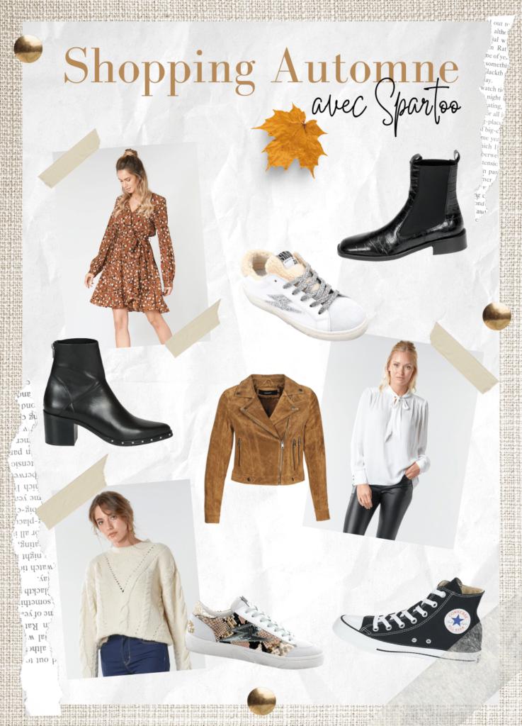 selection shopping mode spartoo