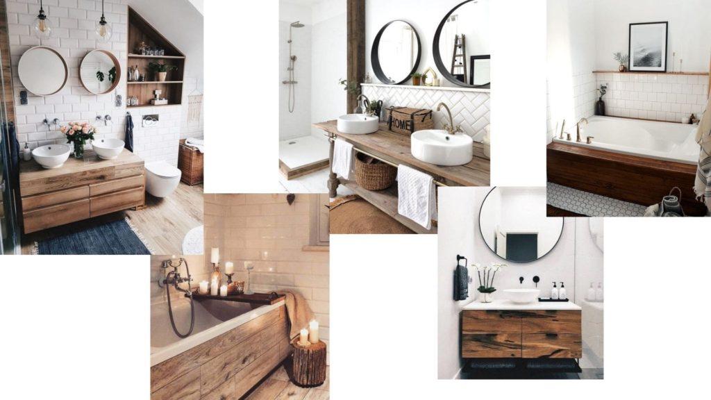 inspirations salle de bain pinterest