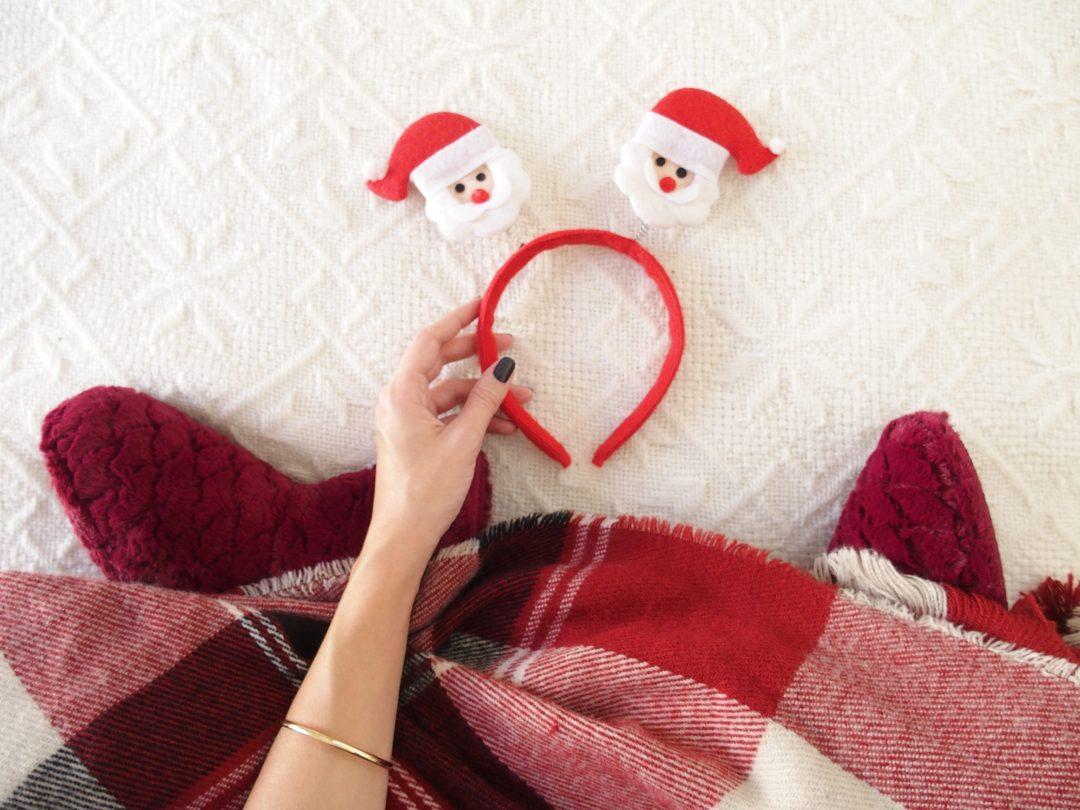 christmas bucket list to do list de Noël