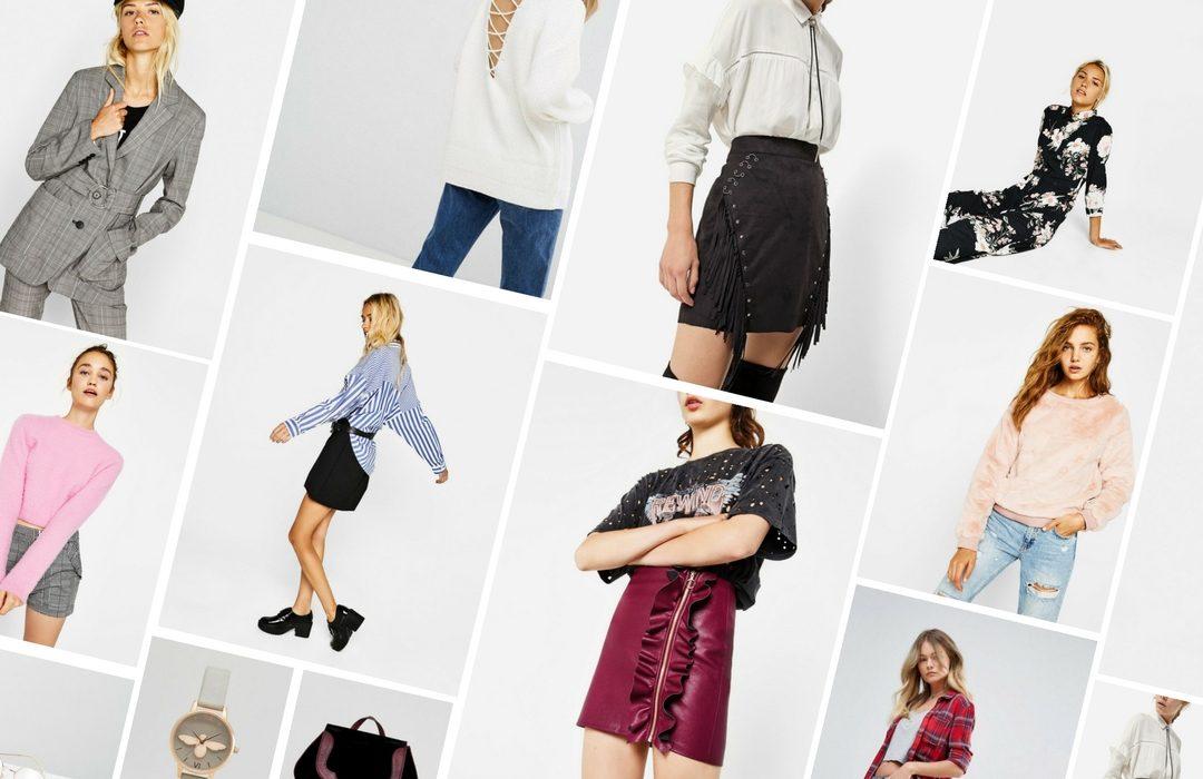 selection shopping tendances automne 2017