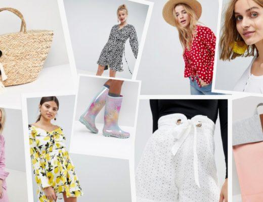 sélection shopping printemps asos