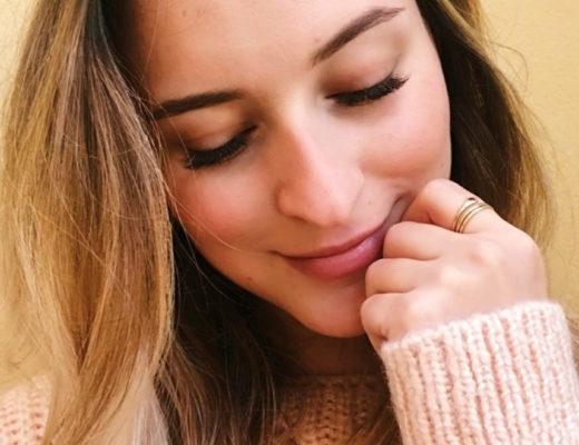 chestnutsandpeonies comment avoir une belle peau