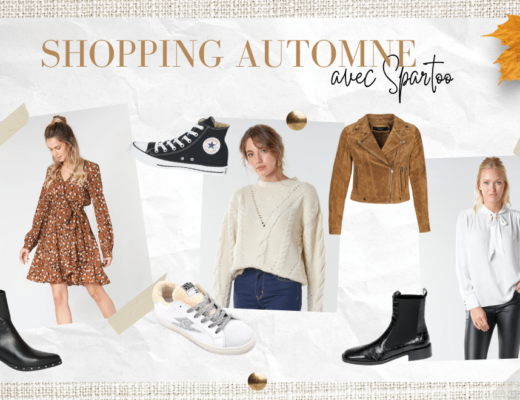 selection shopping automne spartoo